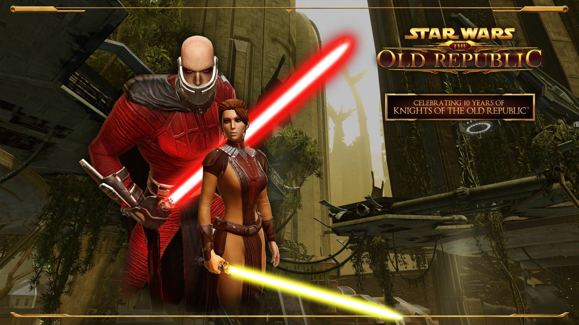 Kotor Wallpapers Wallpaper Star Wars The Old Republic 1248618