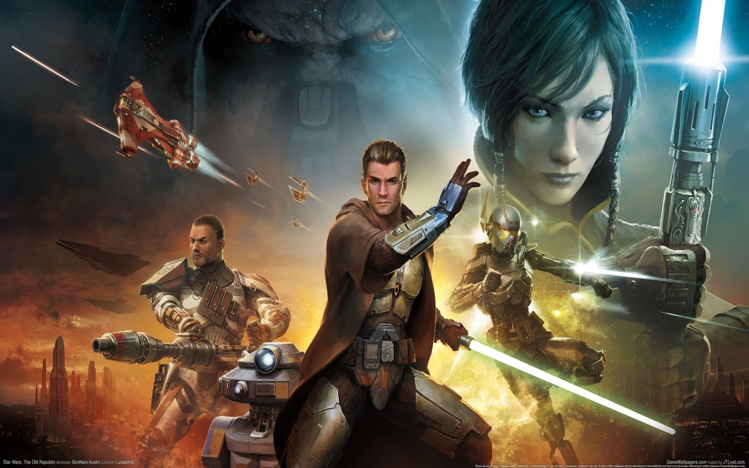 Kotor 2 Wallpapers 62 Images Knights Of The Old Republic