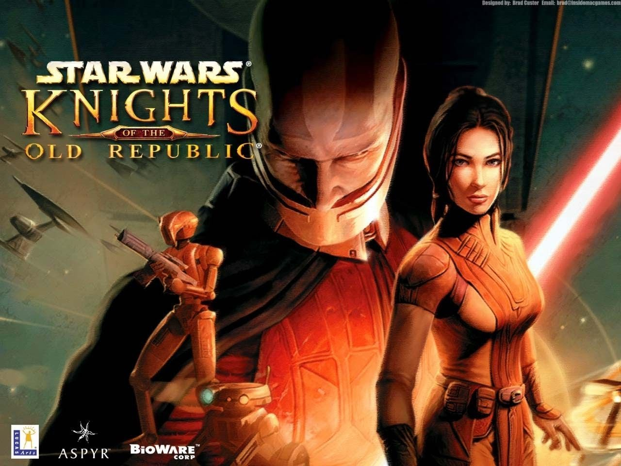 Star Wars Knights Of The Old Republic 1248845 Hd
