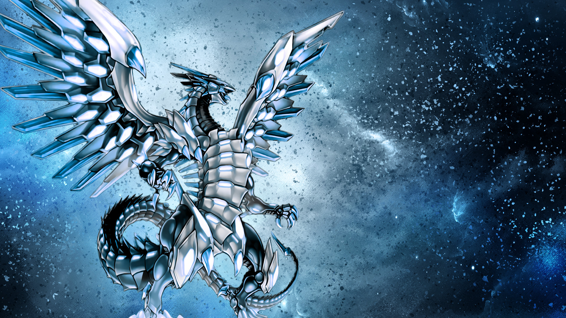 Black Dragon Wallpaper Blue Eyes Chaos Max Dragon 1248889