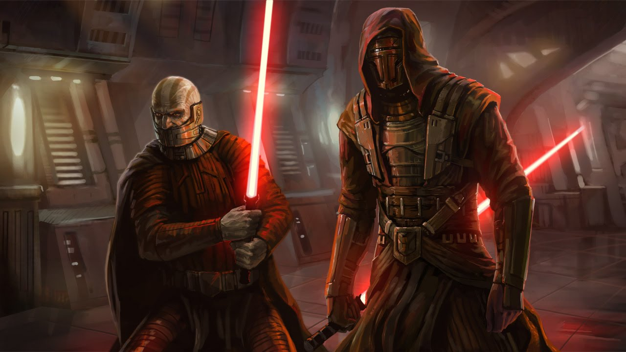 Knights Of The Old Republic Siths 1248904 Hd Wallpaper