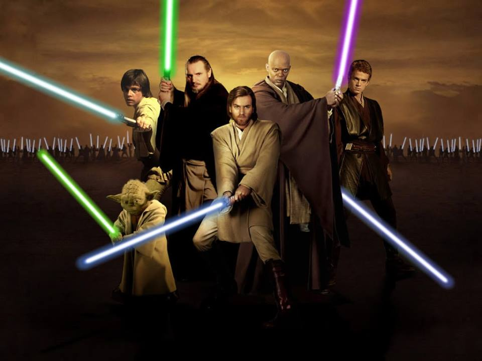Star Wars Wallpaper Jedi 1248953 Hd Wallpaper Backgrounds Download