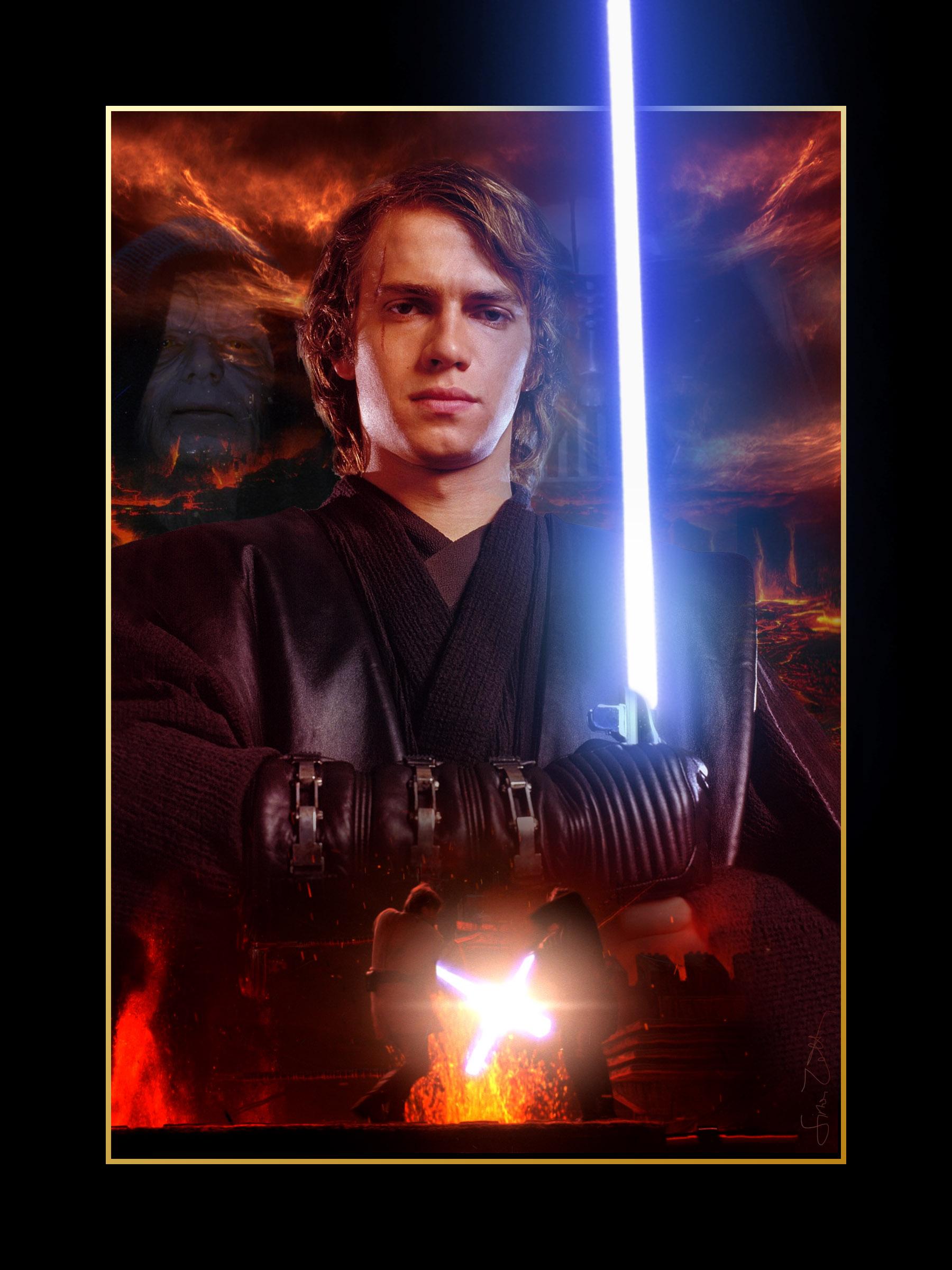 Anakin Skywalker And Mace Windu Hayden Christensen Jake Lloyd 1249174 Hd Wallpaper Backgrounds Download