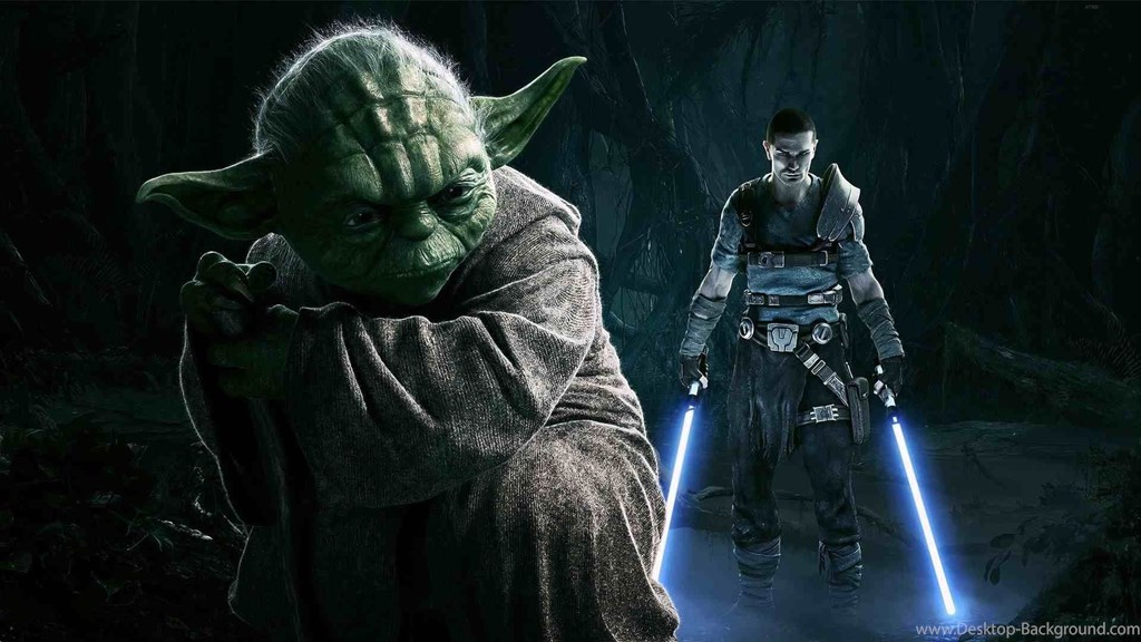 124 1249449 the force unleashed yoda starkiller wallpapers hd star