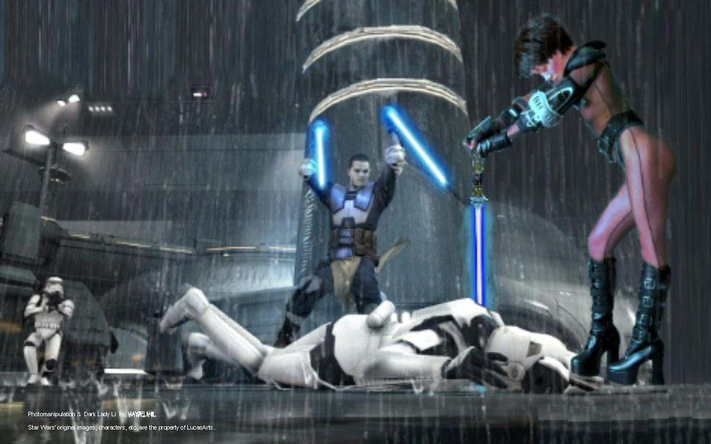 Star Wars Stormtrooper Killed , HD Wallpaper & Backgrounds