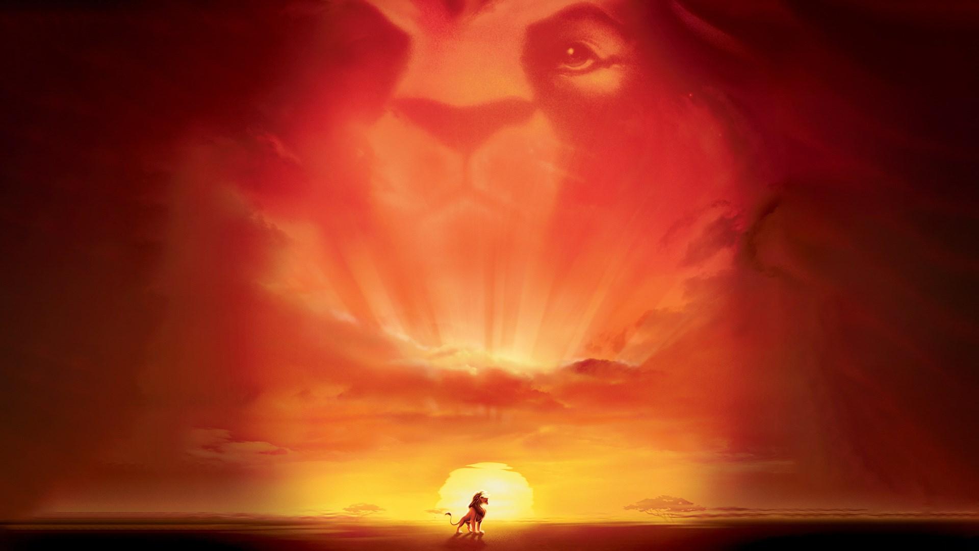 19201080 Free Screensaver The Lion King Wallpaper Lion