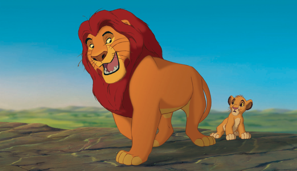 O Rei Leão Images O Rei Leão Hd Wallpaper And Background - Mufasa And Simba Lion King , HD Wallpaper & Backgrounds