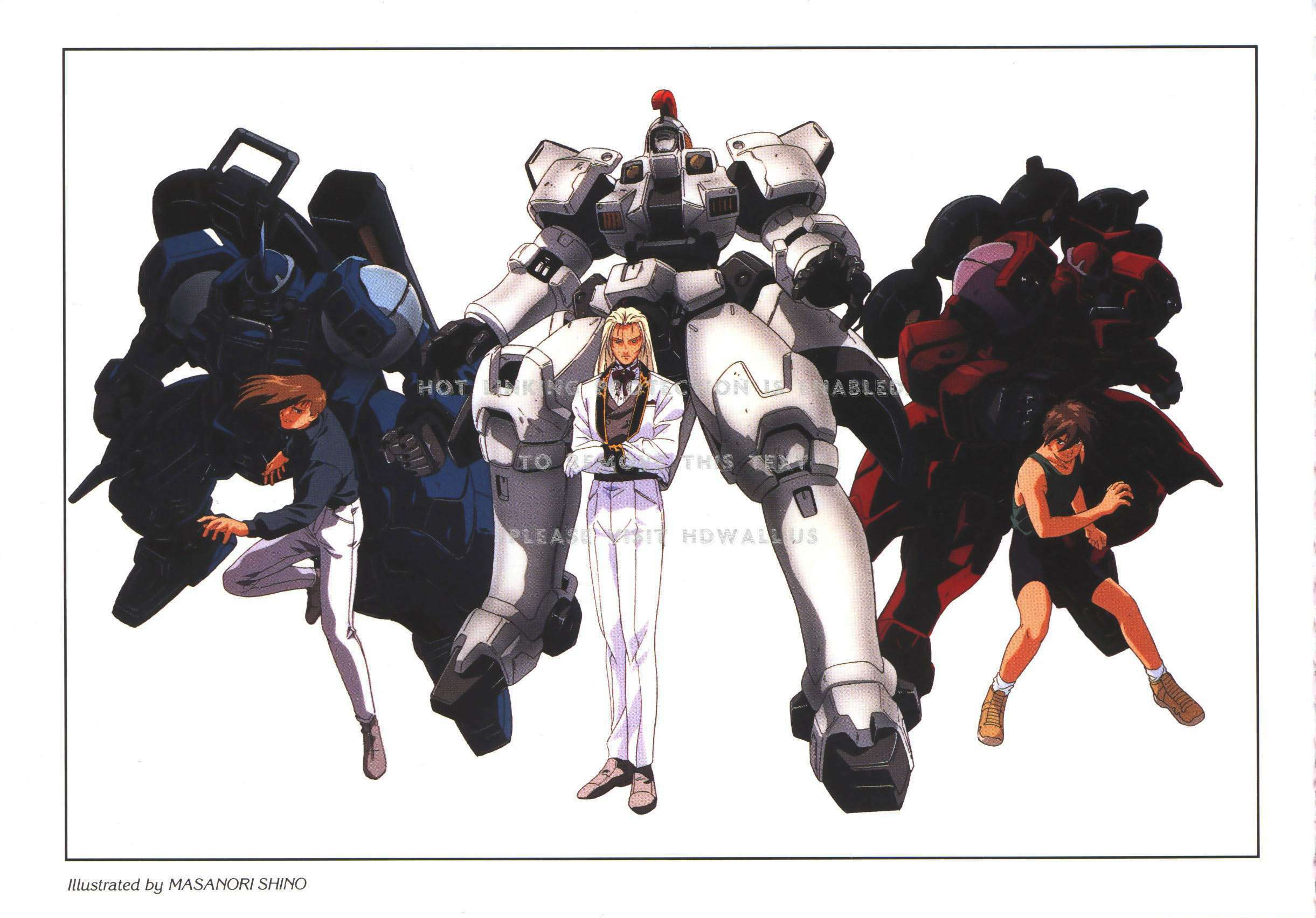 Other Gundam Wing Mercurius And Vayeate 1252509 Hd