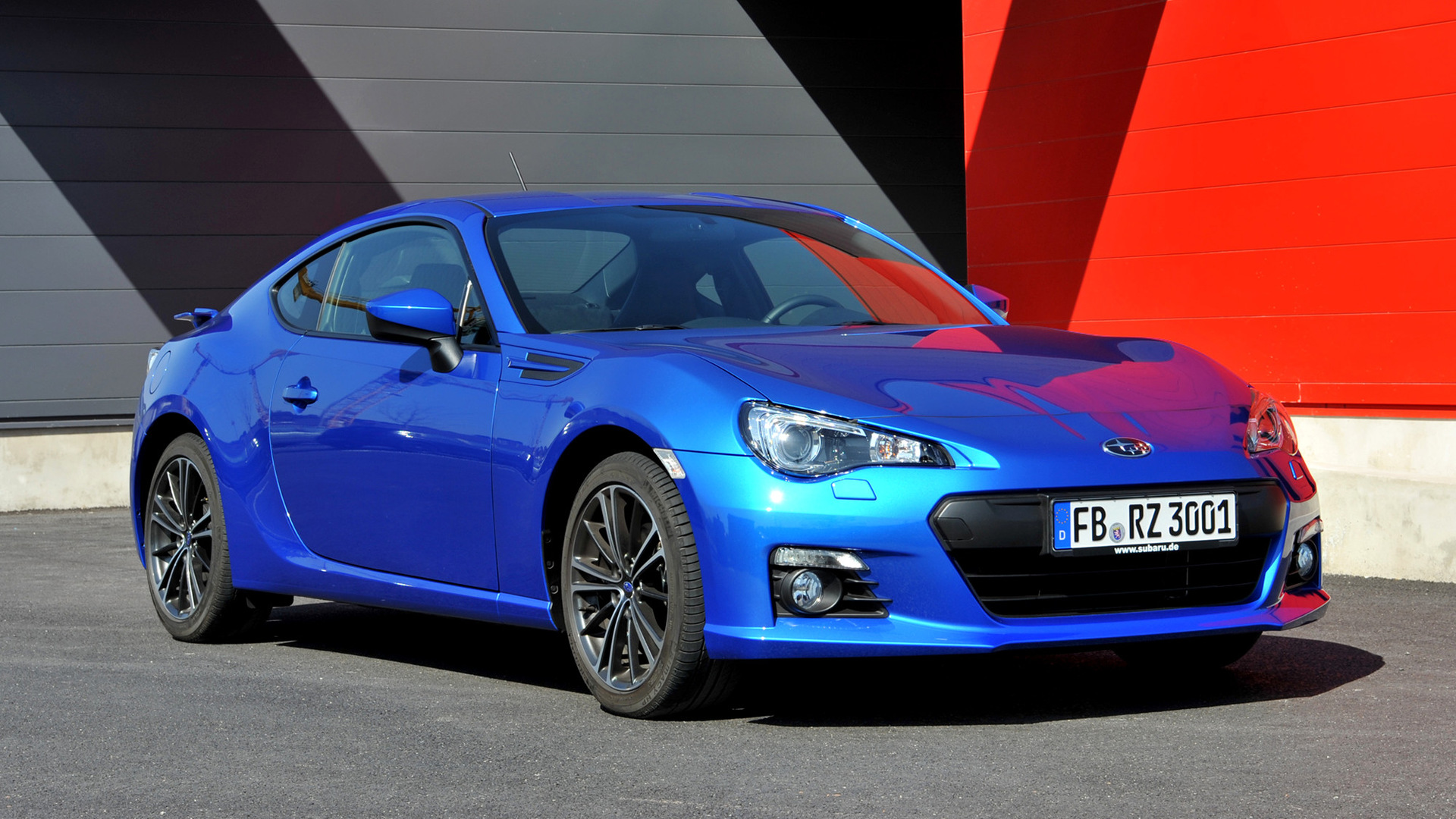 Hd 16 - - Toyota Gt 86 Fast And Furious , HD Wallpaper & Backgrounds