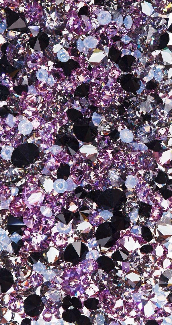 Colorful Diamonds Pattern Iphone 6 Hd Wallpaper Fresh Purple Diamond Iphone Background 1255086 Hd Wallpaper Backgrounds Download