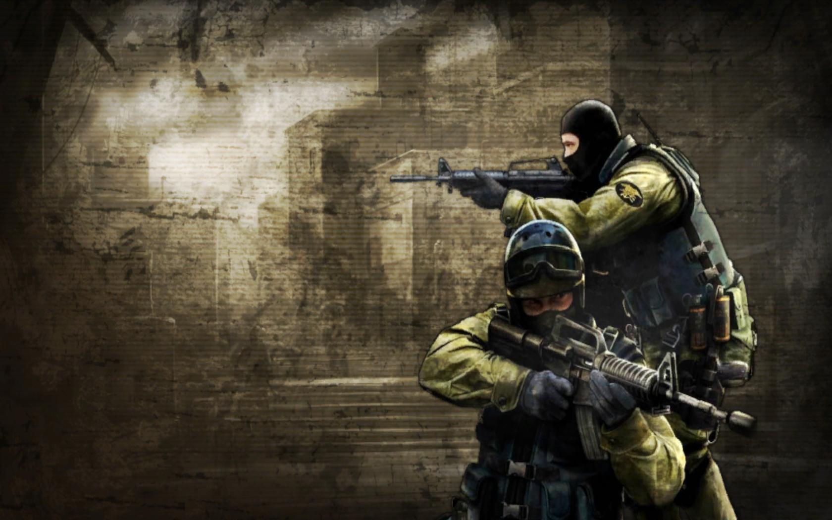 Counter Strike Source Wallpaper Wallpaper - Counter Strike Source , HD Wallpaper & Backgrounds