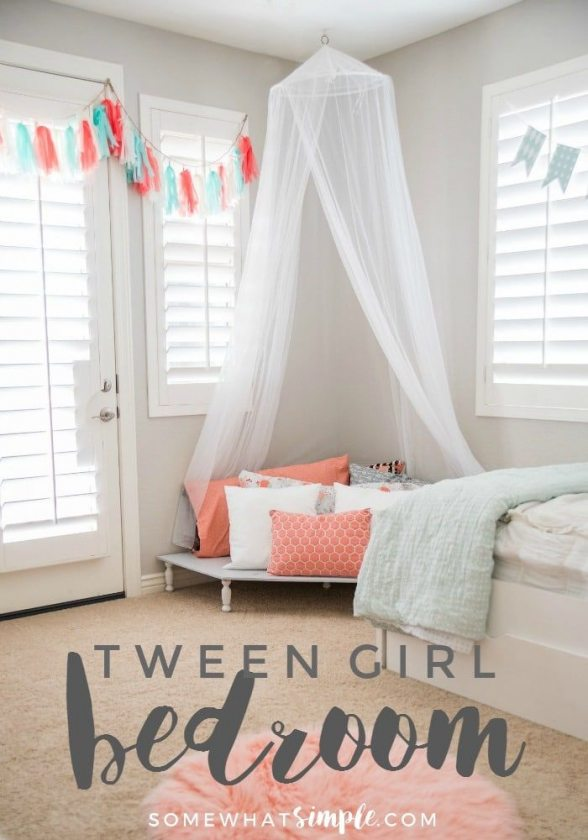 Photo 2 Of 5 Best 25 10 Year Old Girls Room Ideas On Tween Girl Bedroom Ideas 1257238 Hd Wallpaper Backgrounds Download