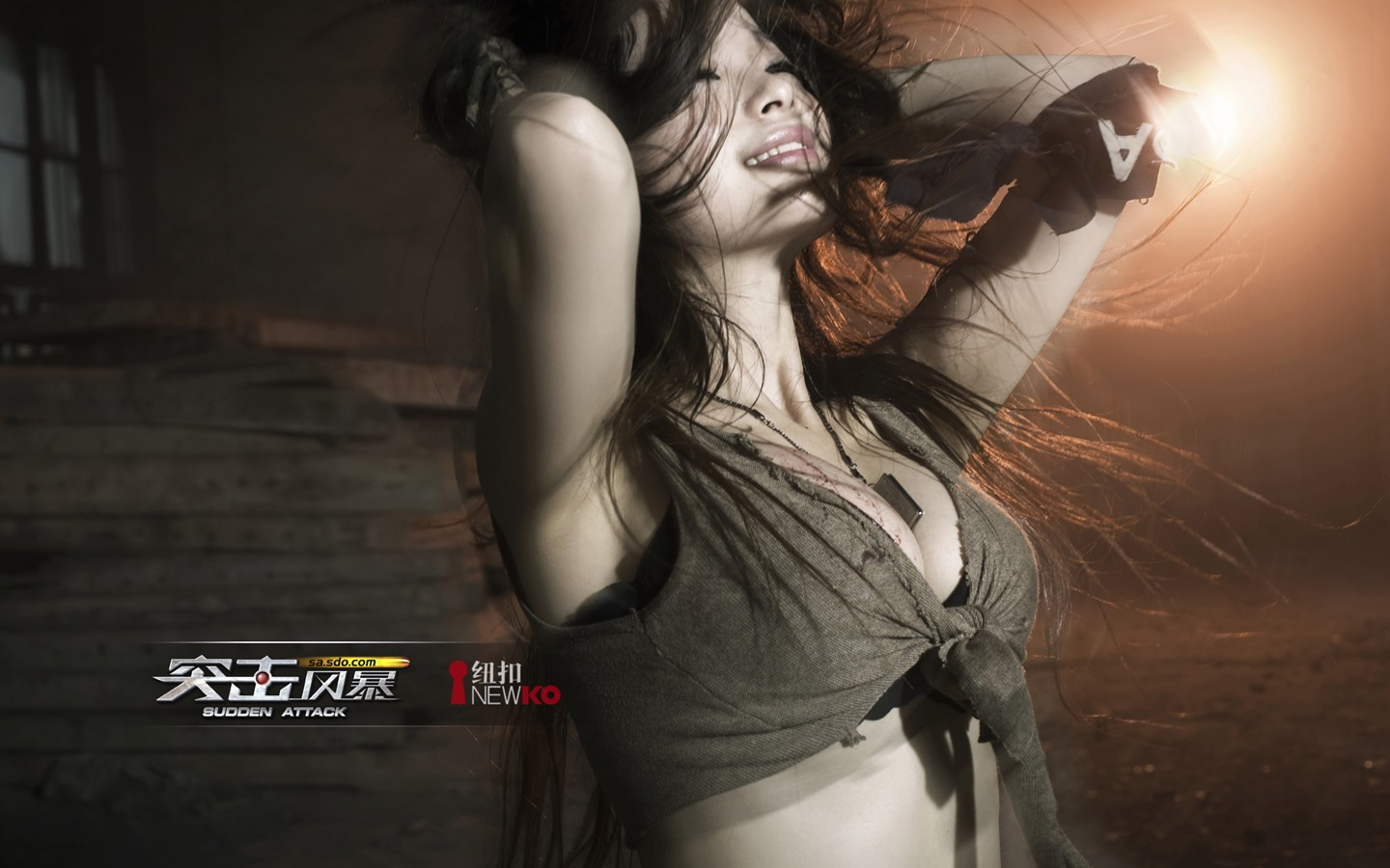 Static Movie Wallpaper Surprise Storm - Sudden Attack , HD Wallpaper & Backgrounds