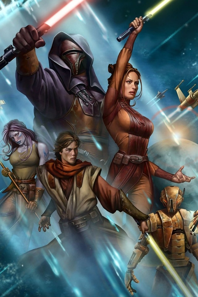 Good Free Star Wars Star Wars Knights Of The Old Republic