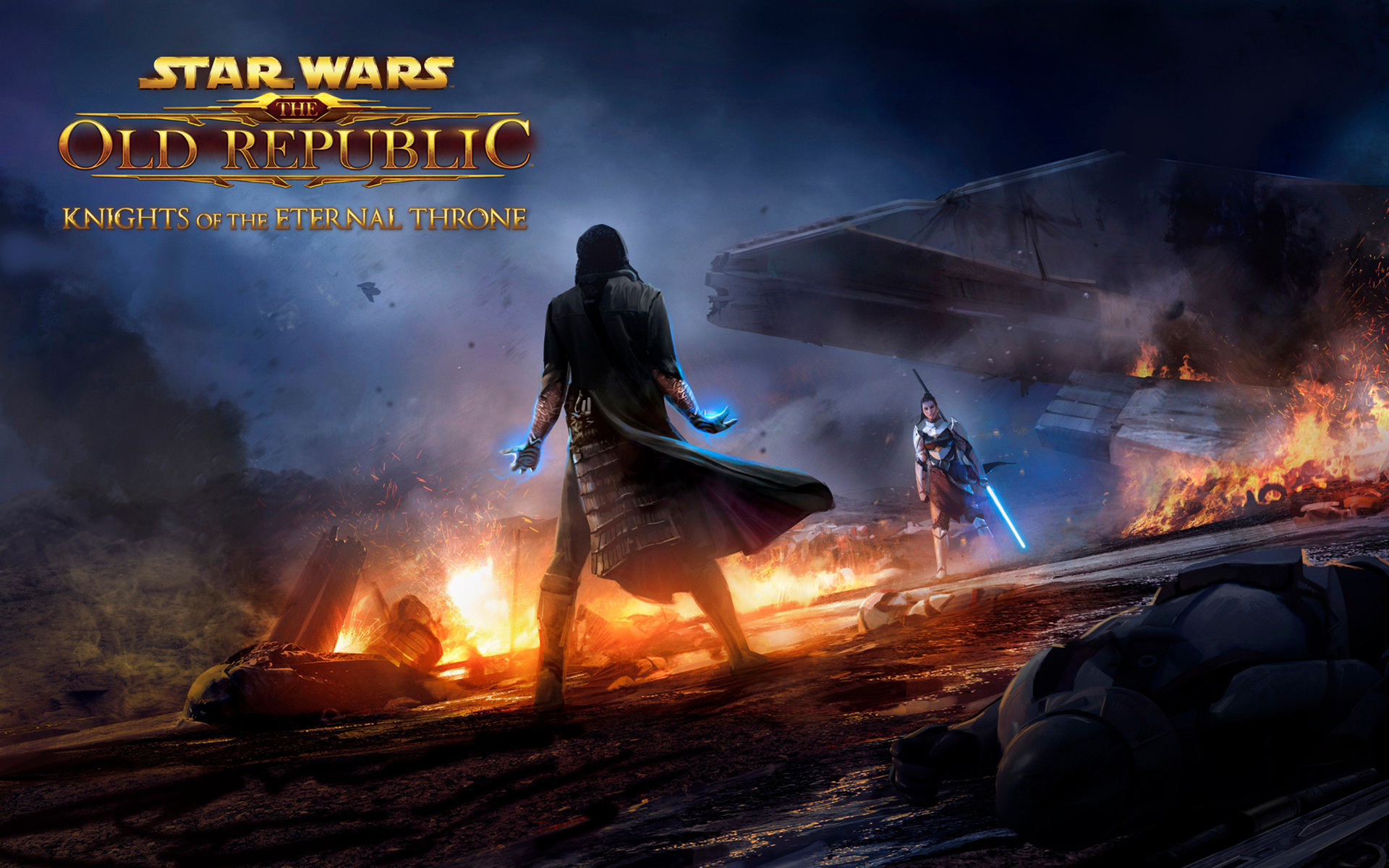 Star Wars The Knights Of The Eternal Throne 1260394 Hd Wallpaper Backgrounds Download