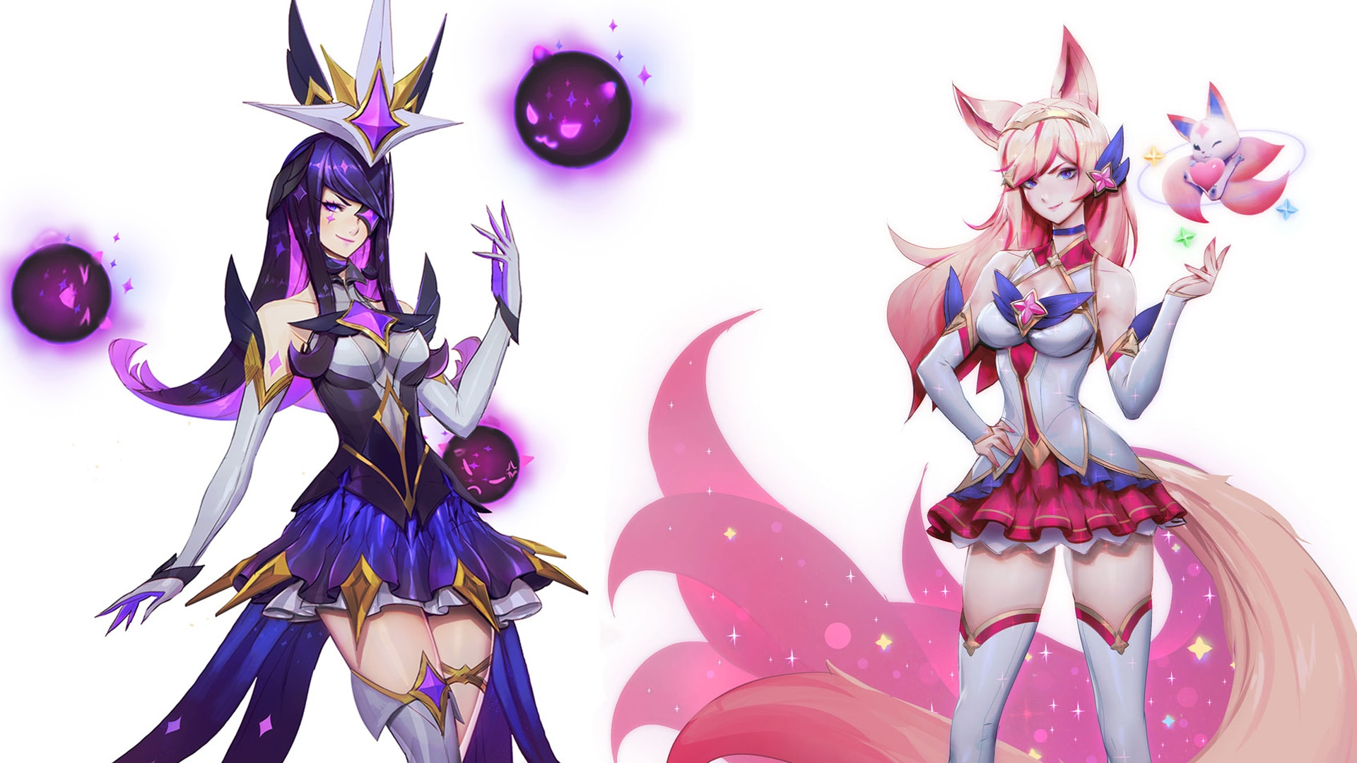 Designing The Star Guardians Dark Star Guardian Syndra 1260766