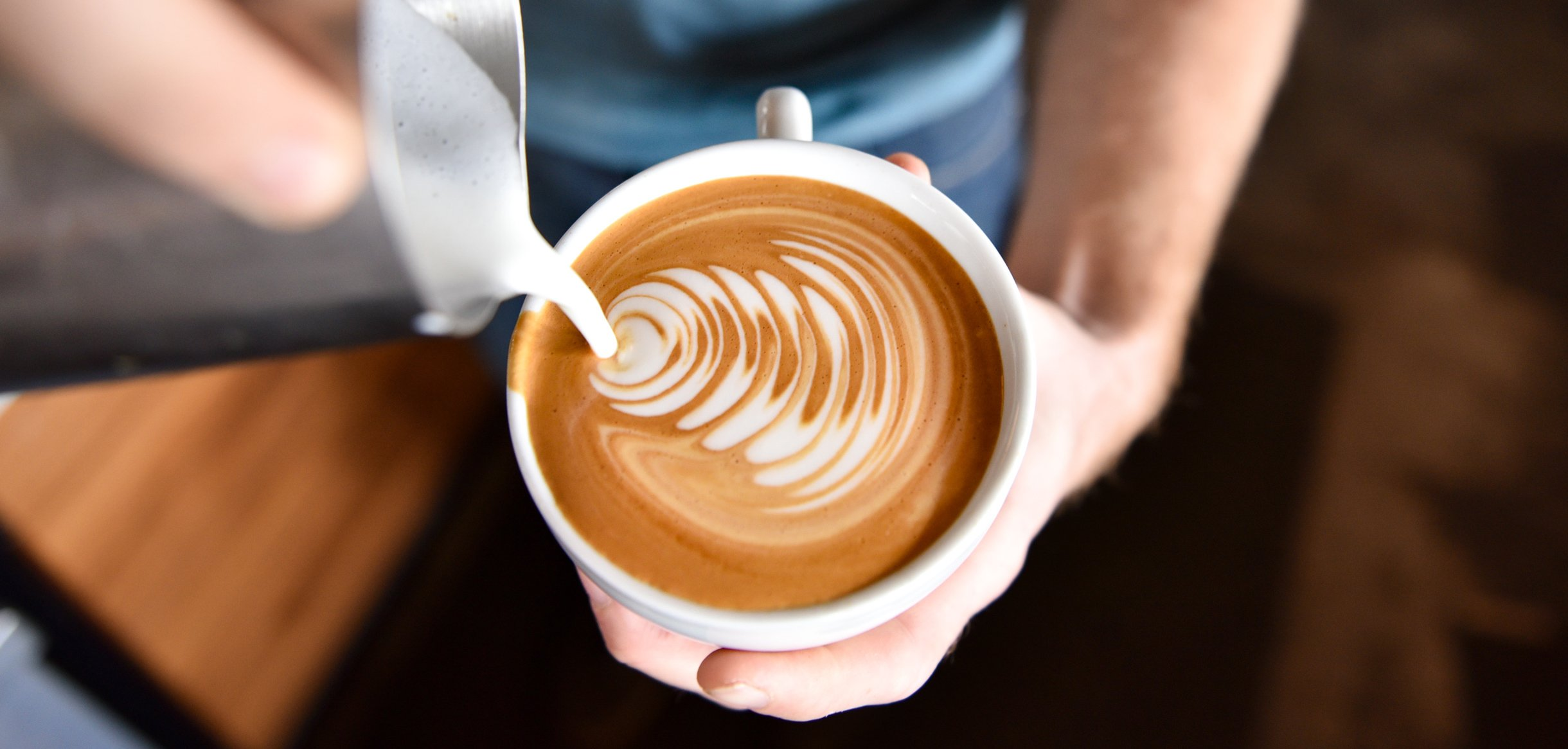 Barista Wallpaper Gallery - Coffee Barista , HD Wallpaper & Backgrounds