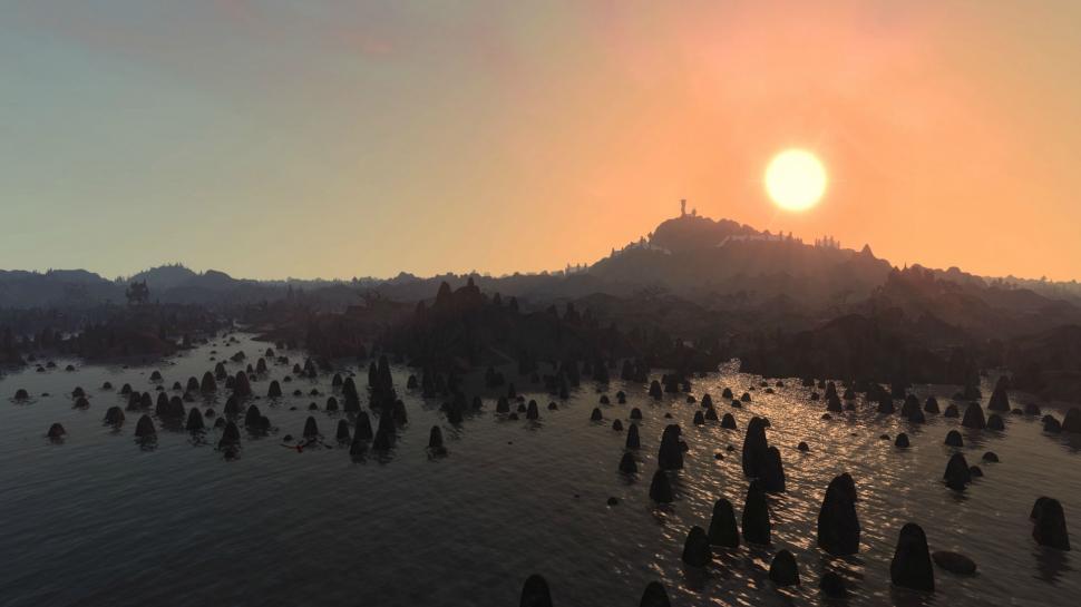 Skyrim Elder Scrolls Landscape Morrowind Skyrim Hd Morrowind Wallpaper 4k 1262833 Hd Wallpaper Backgrounds Download