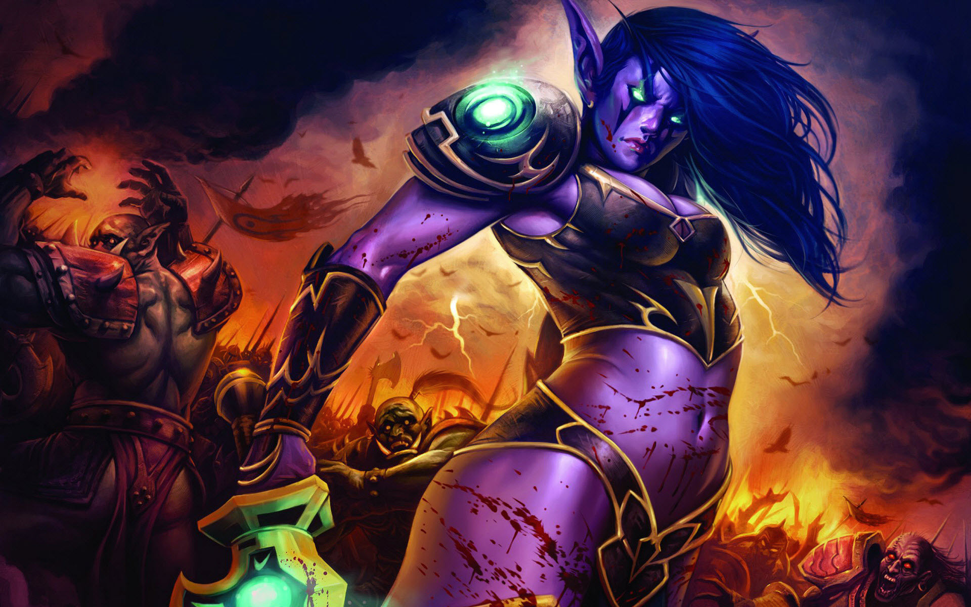 World Of Warcraft Dark Lady Pregnant World Of Warcraft 1265677