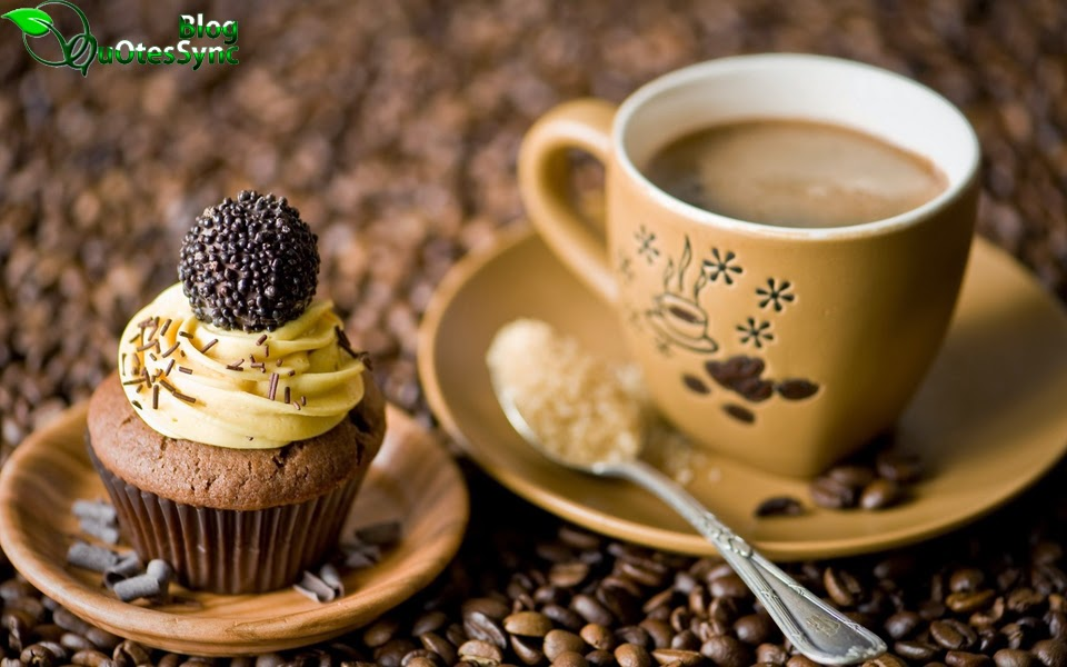 Good Morning Tea Wallpaper - Good Morning Quotes With Tea , HD Wallpaper & Backgrounds