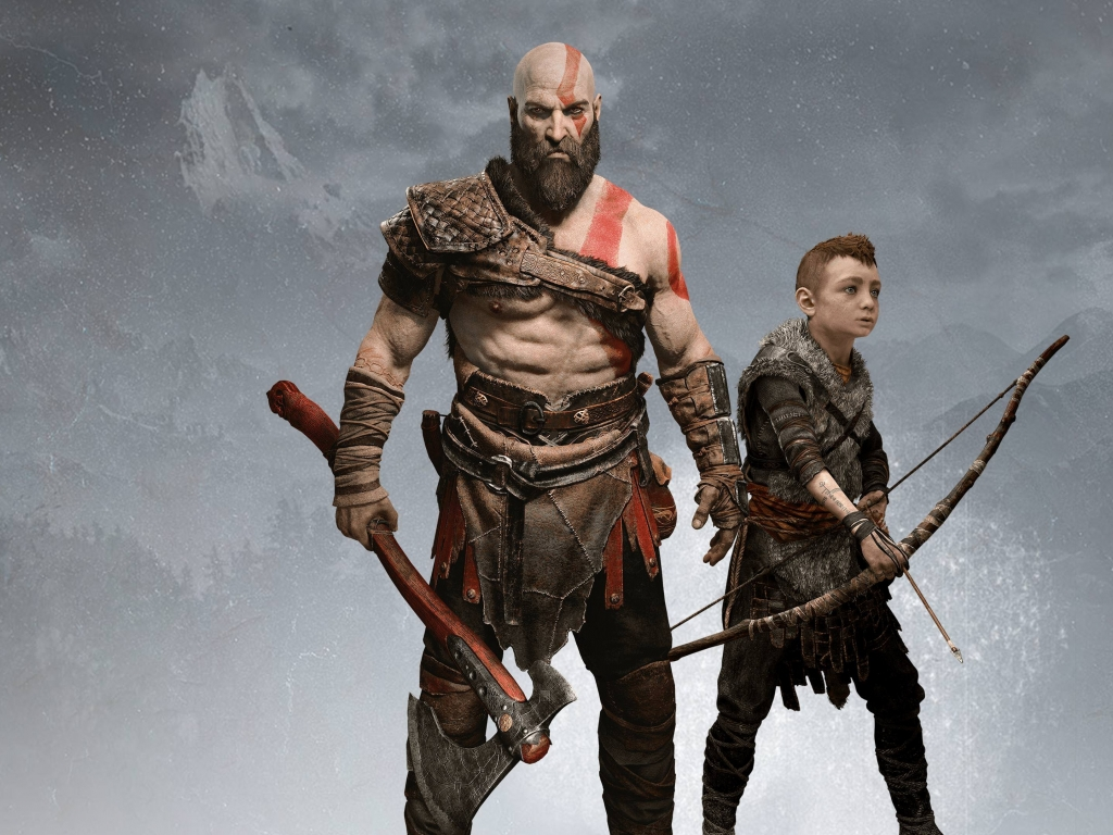 Kratos 4k Wallpapers For Your Desktop Or Mobile Screen God