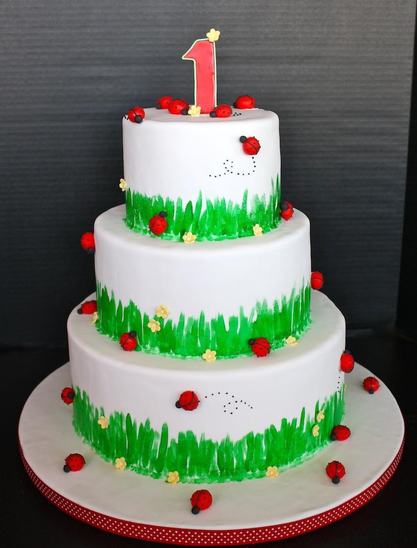 Surprising Back To Article Birthday Cake Cupcakes Ladybug Birthday Cake Funny Birthday Cards Online Fluifree Goldxyz