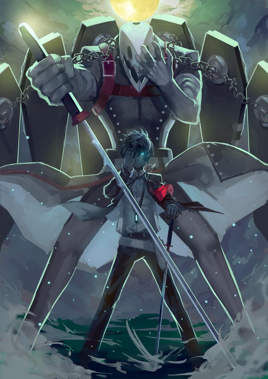 Shin Megami Tensei Persona 3 Protagonist Thanatos