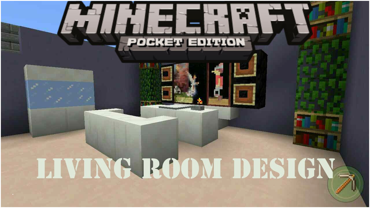 Living Rooms In Minecraft Pe Elegant How To Make A Make A Room