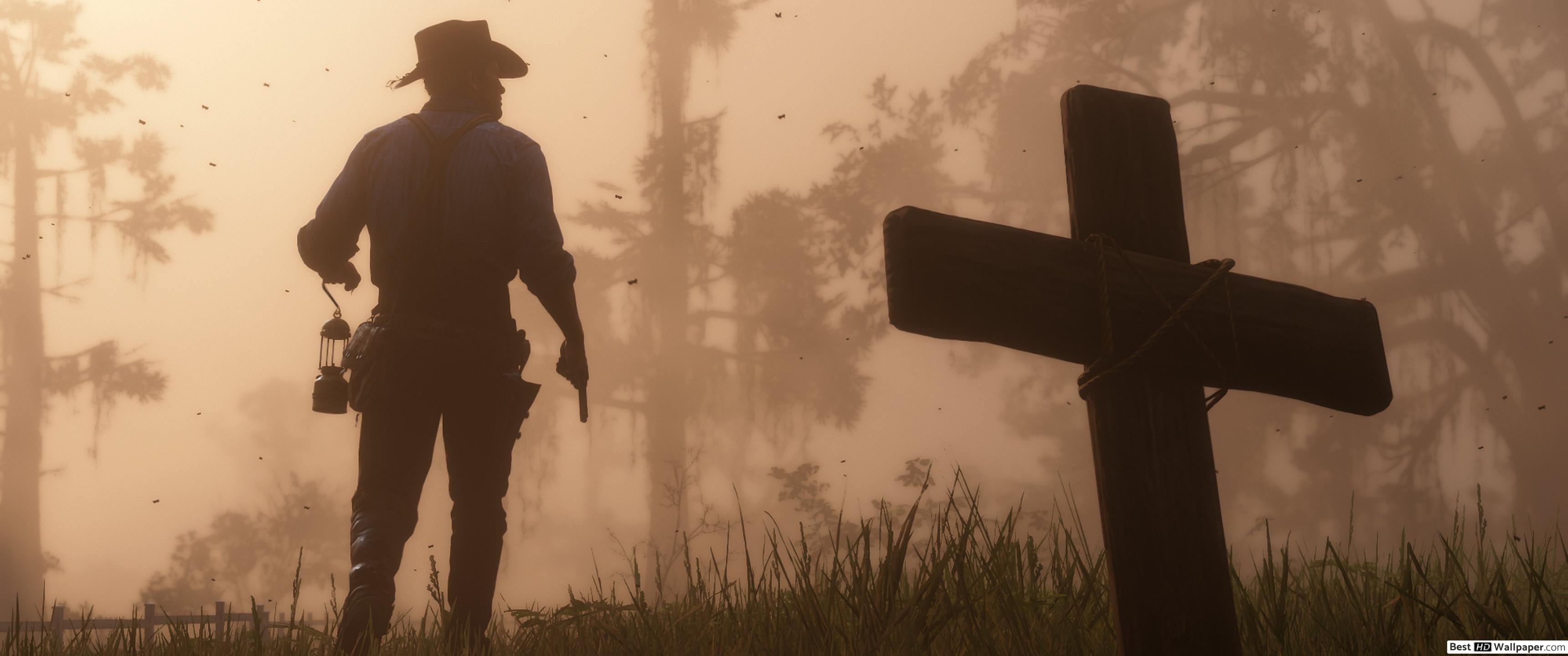 Wide Red Dead Redemption 2 4k Hd 1276896 Hd Wallpaper