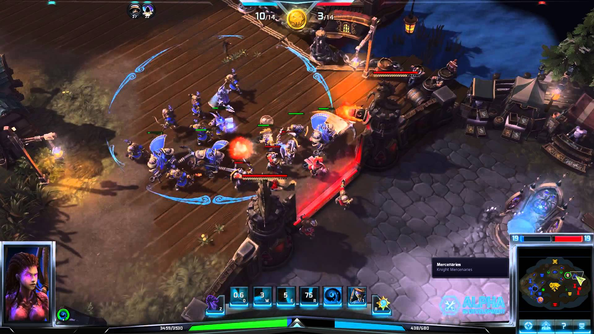 Heroes Of The Storm Wallpapers Heroes Of The Storm Gameplay Hd