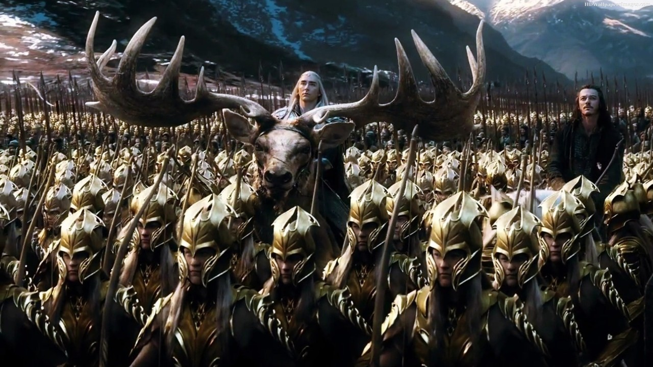 Lord Of The Rings War Movie (#1279881) - HD Wallpaper ...