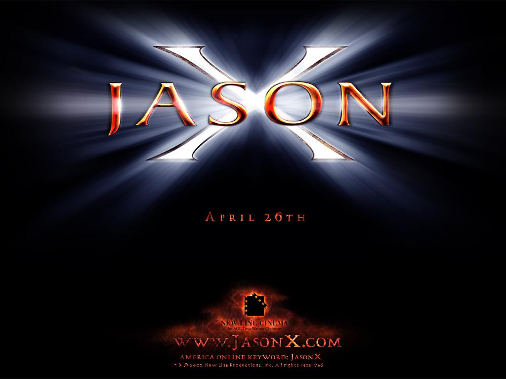 1024 X - Jason X Logo , HD Wallpaper & Backgrounds