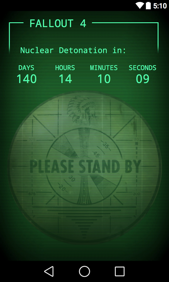 Fallout 4 Pipboy Wallpaper Fallout 3 Please Stand