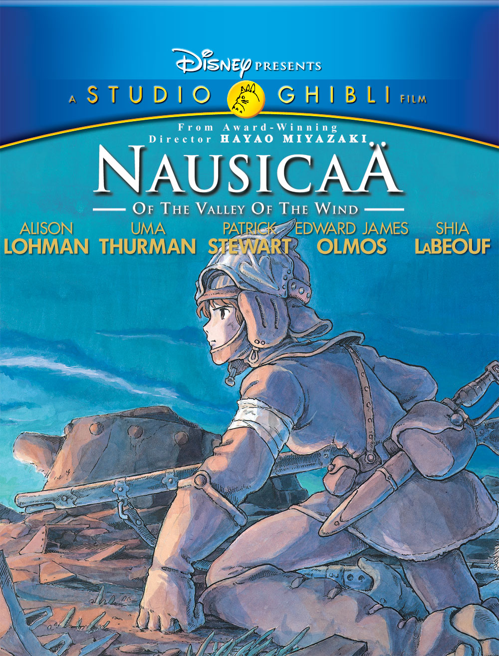 Hq Nausicaä Of The Valley Of The Wind Wallpapers - Nausicaa Of The Valley Of The Wind Blu Ray , HD Wallpaper & Backgrounds