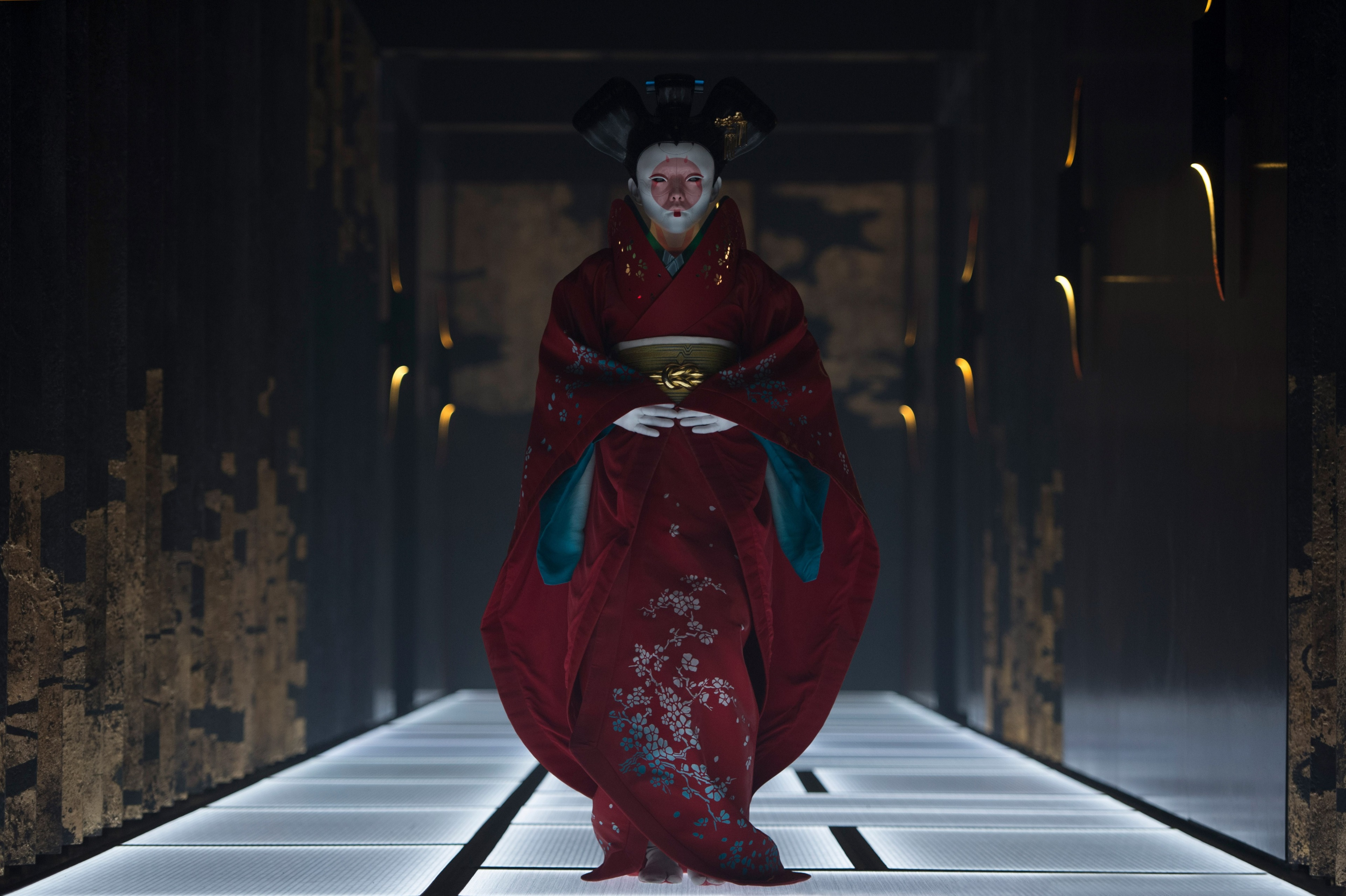 Ghost In The Shell 4k Download Wallpapers For Pc Geisha