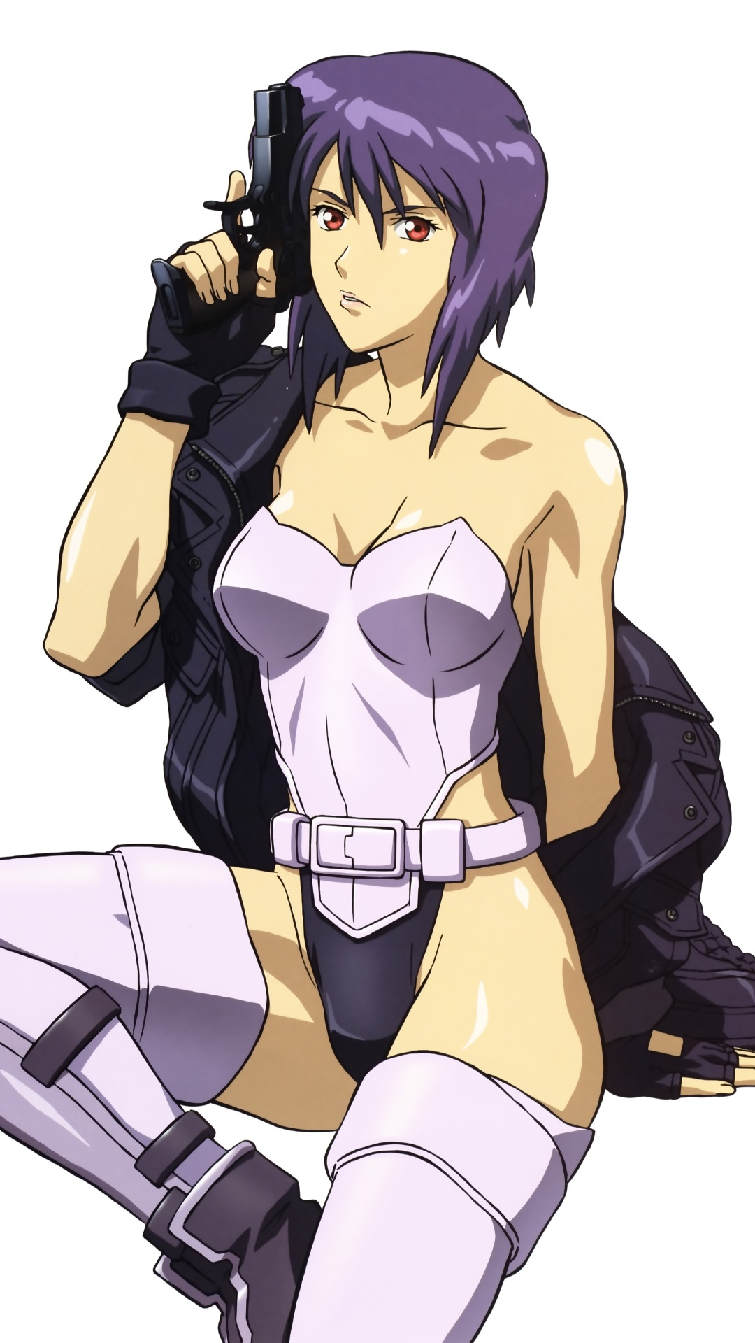 Ghost In The Shell Motoko Kusanagi Major Stand Alone Complex 1286838 Hd Wallpaper Backgrounds Download
