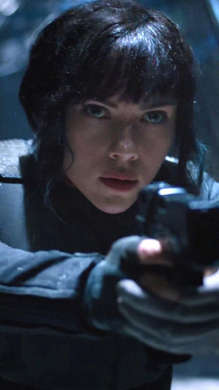 Film Paramount Pictures Ghost In The Shell Scarlett Ghost In
