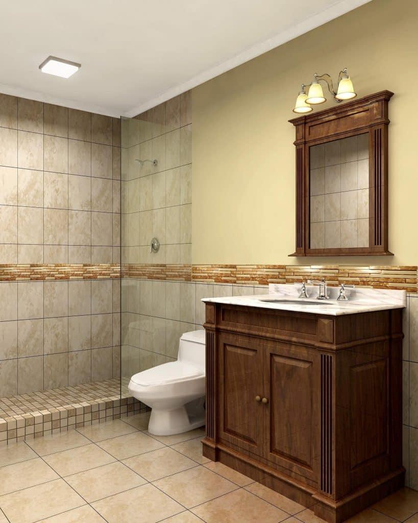 Sensational Bathroom Wallpaper Borders Ideas Kitchen Bathroom Designs Tiles Border 1287775 Hd Wallpaper Backgrounds Download