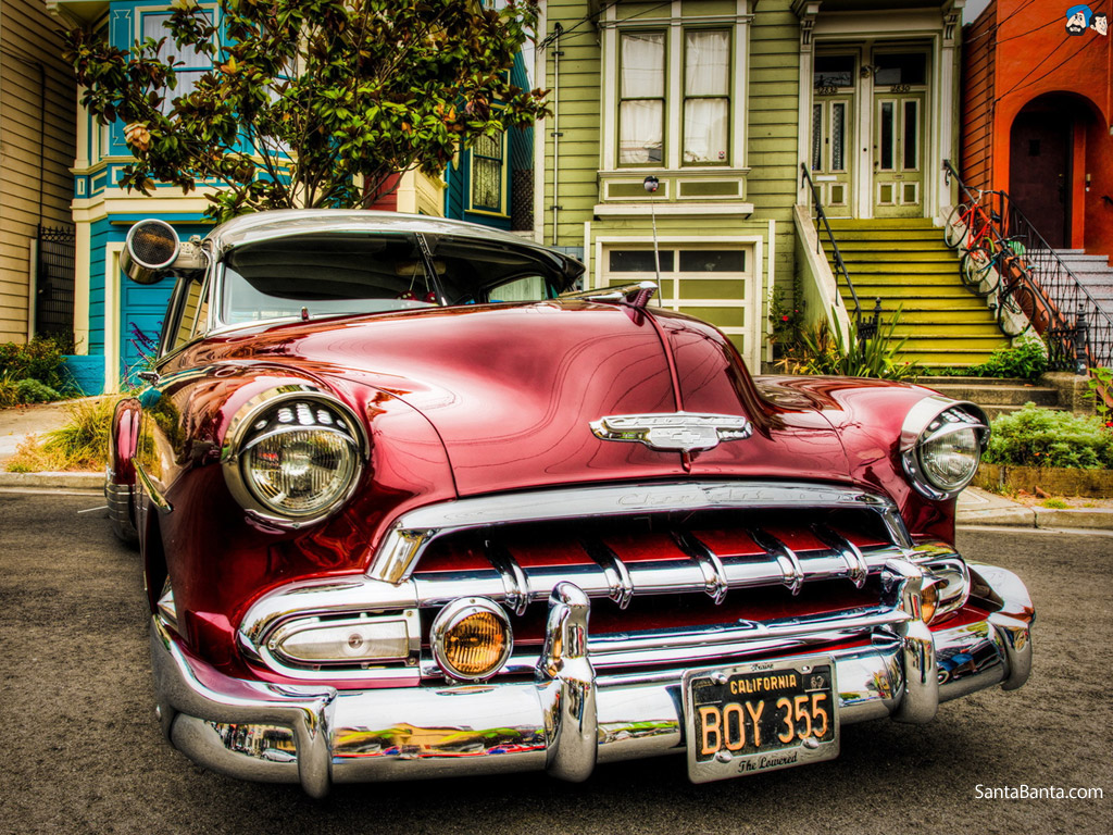 Vintage And Classic Cars - Old Car Back Ground , HD Wallpaper & Backgrounds