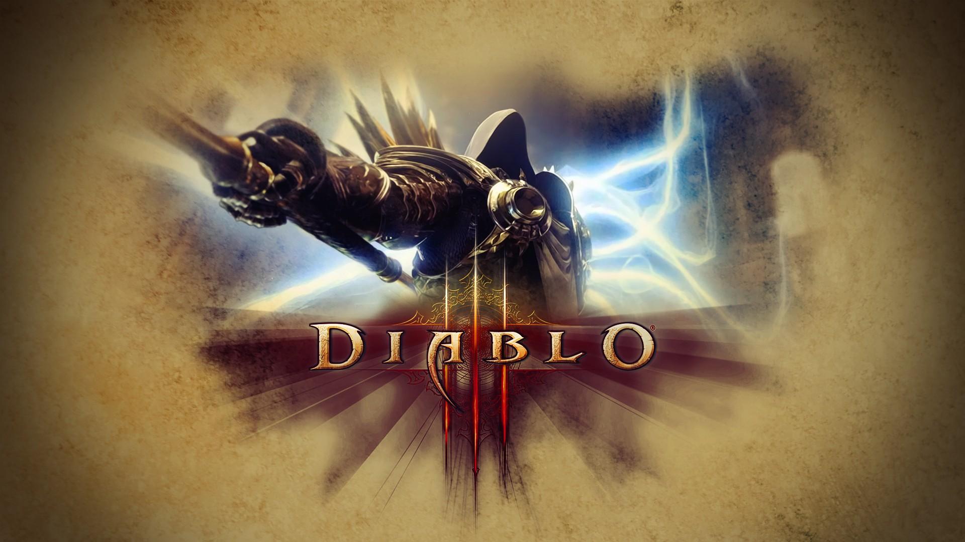 More Games Desktop Wallpapers Art Diablo 3 Wallpaper Tyrael 1291707 Hd Wallpaper Backgrounds Download
