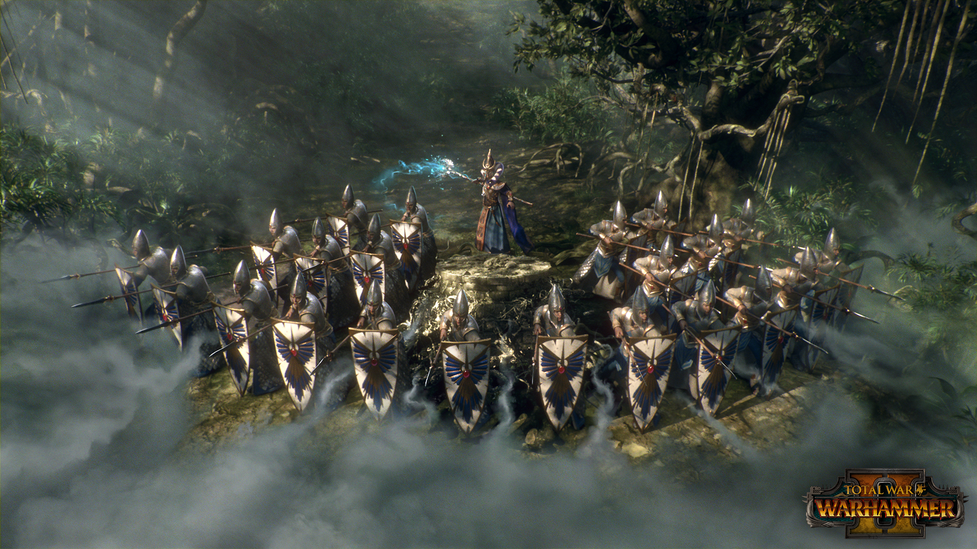 Warhammer Ii Hd Wallpaper Total War Warhammer 2 High Elves