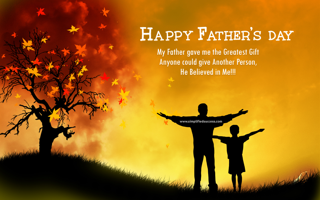 Animated Fathers Day Image Fathers Day Hd Images Happy