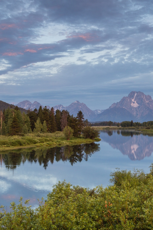 Grand Teton National Park Mount Moran 1293938 Hd Wallpaper Backgrounds Download