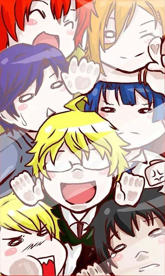 Starish Behind The Screen Uta No Prince-sama Anime - Uta No Prince Sama Phone , HD Wallpaper & Backgrounds