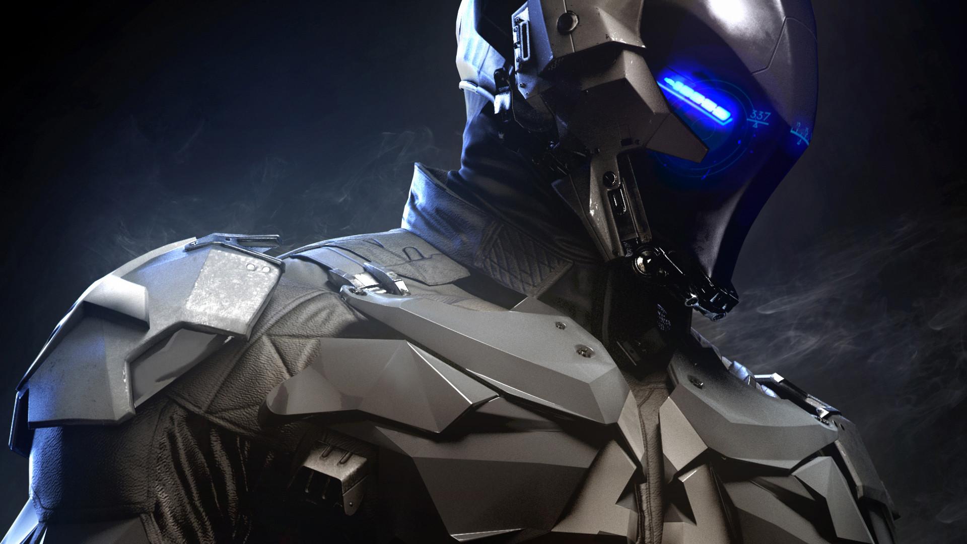 Batman Arkham Knight Jeux Video Fond Ecran Wallpaper Batman Arkham Knight Iron Suit 1296563 Hd Wallpaper Backgrounds Download