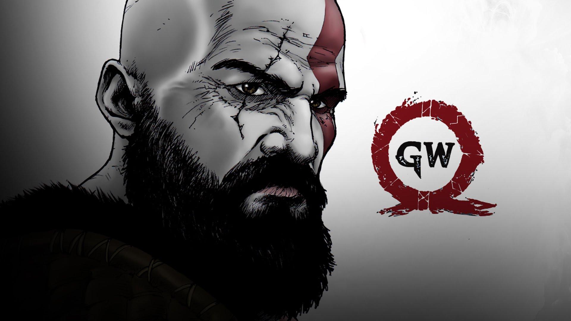 God Of War 2016 Wallpaper - God Of War 4 Theme Ps4 , HD Wallpaper & Backgrounds