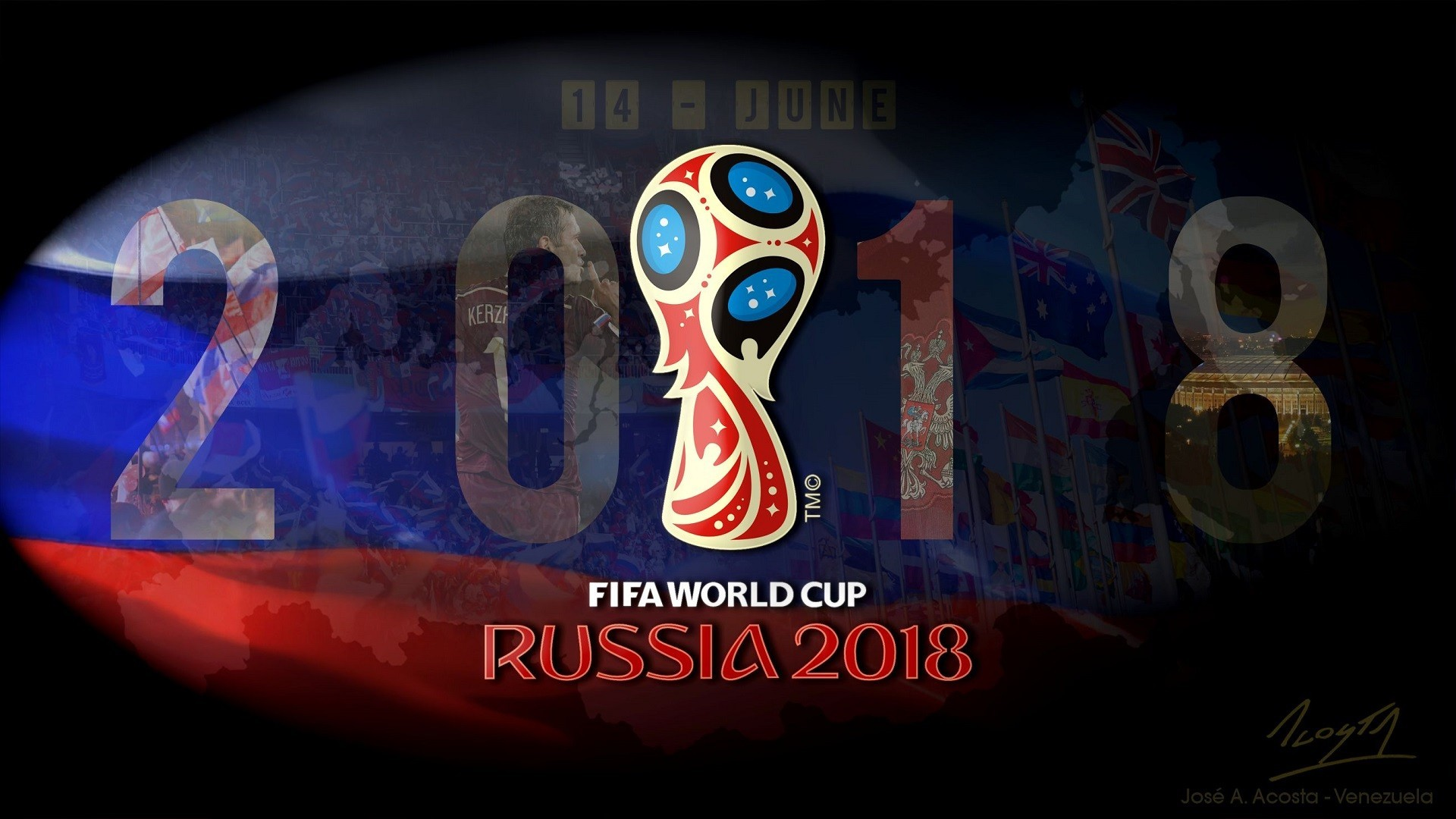Start Download - World Cup 2018 Iphone , HD Wallpaper & Backgrounds