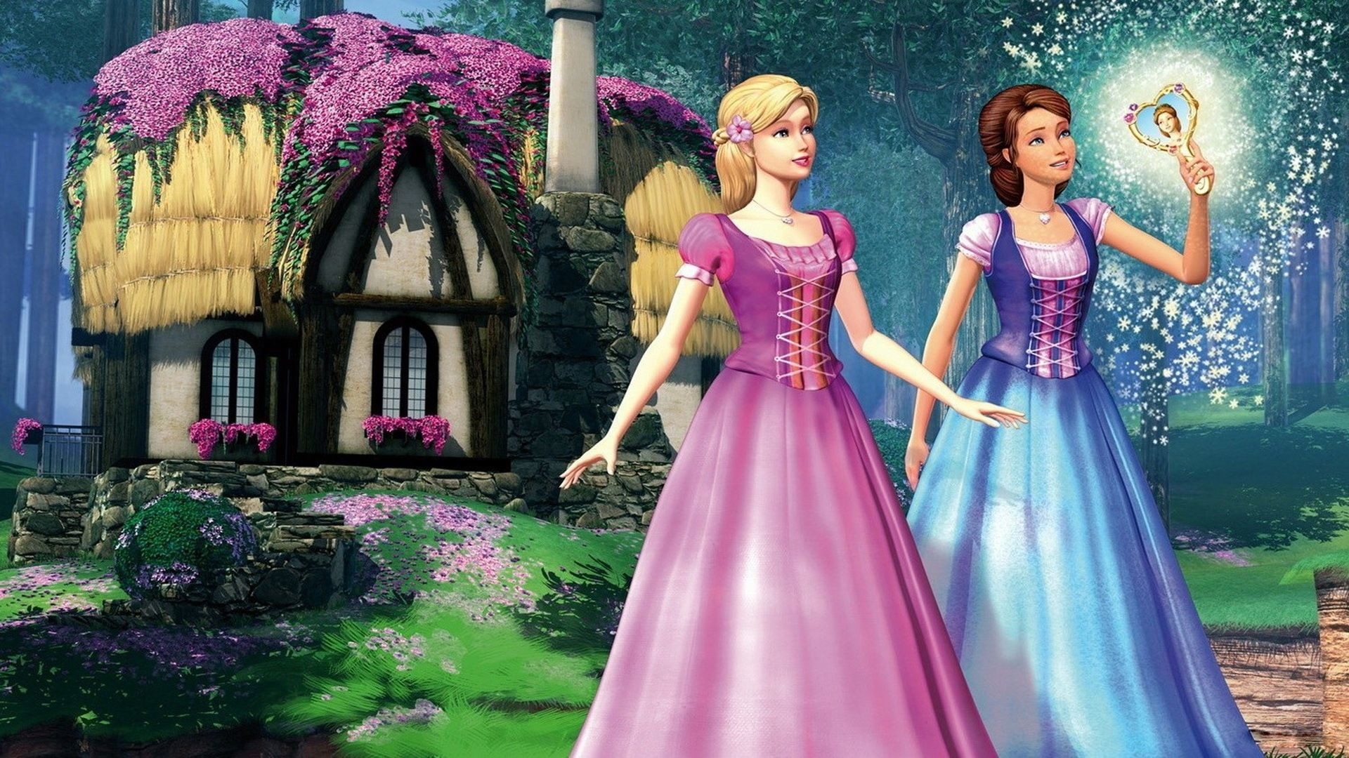 Barbie And The Diamond Castle , HD Wallpaper & Backgrounds