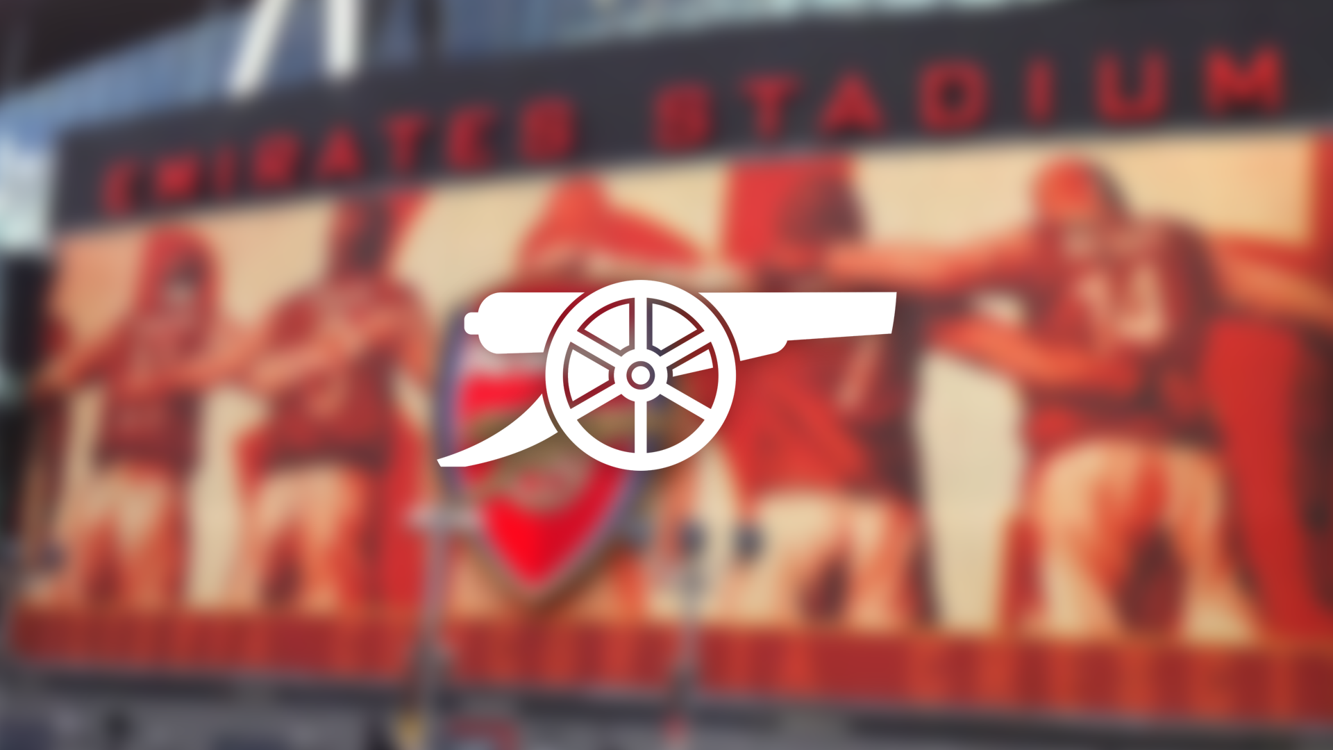 Made A Simple Arsenal Wallpaper 1080x1920 Emirates Stadium 131264 Hd Wallpaper Backgrounds Download