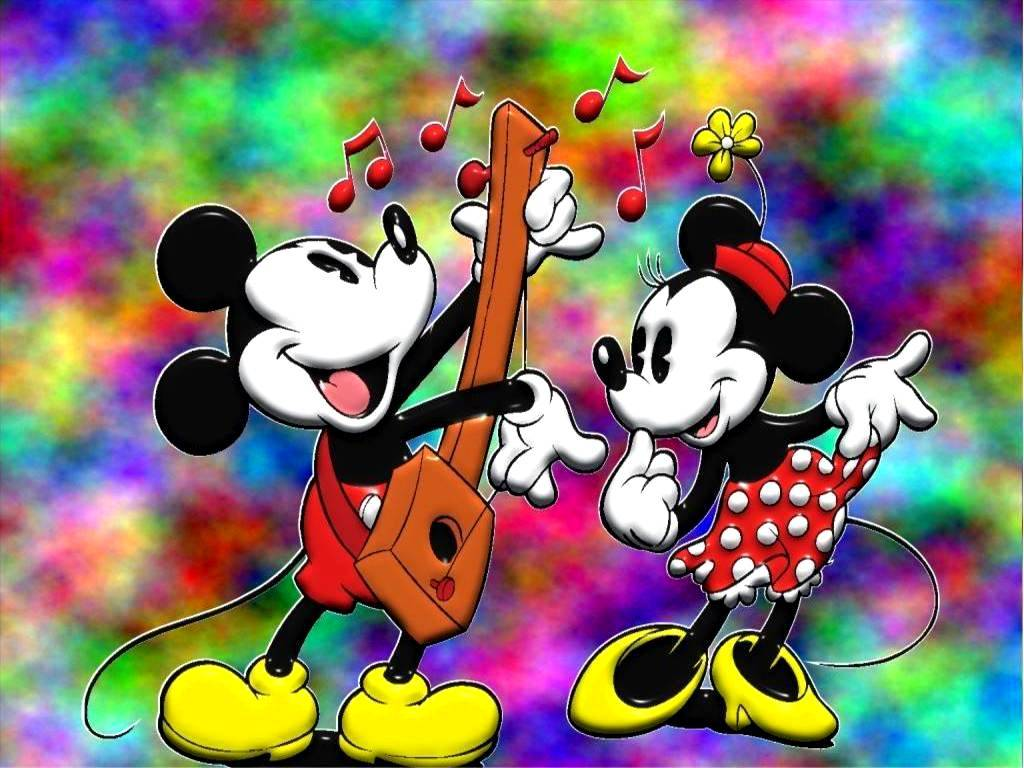 Mickey Mouse And Minnie Mouse Wallpaper 1345 Hd Wallpapers